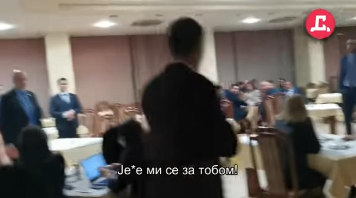(ВИДЕО) Додик го пцуе Станивуковиќ: Ми се е*е за тебе