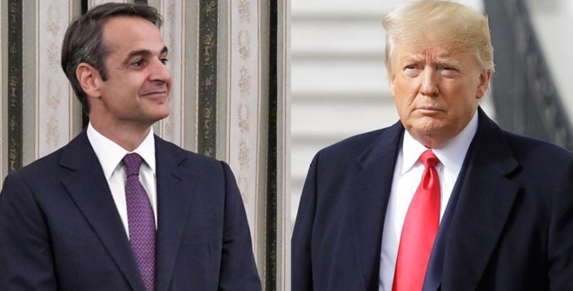Средба Трамп – Мицотакис во Белата куќа на 7 јануари