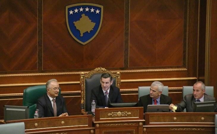 Новото собрание на Косово ќе се формира идниот четврток