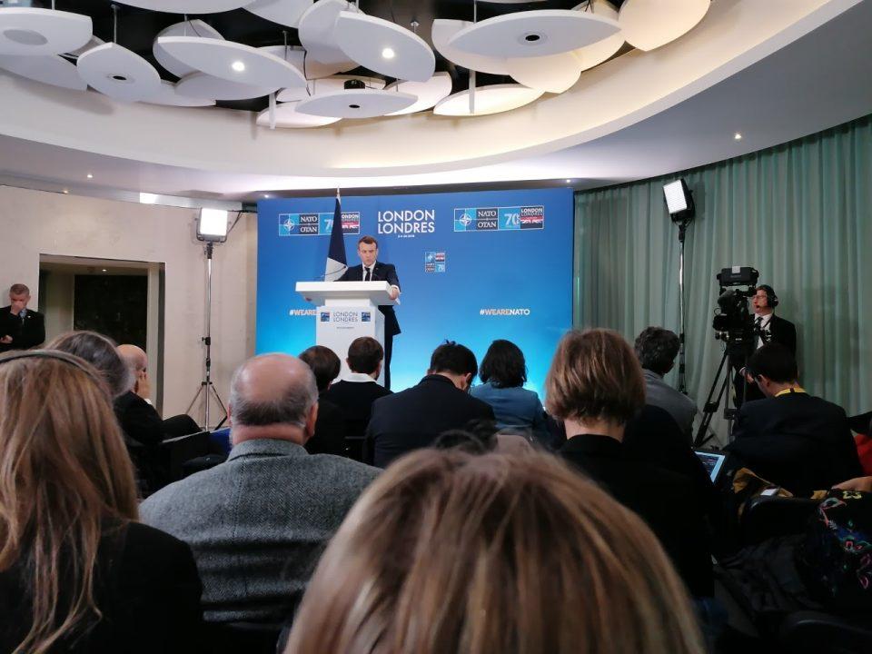 Макрон: Франција не беше единствената земја против почеток на преговорите со Македонија