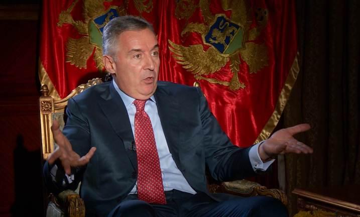 Ѓукановиќ најави дека деновиве ќе посочи кој се пресметува со Црна Гора