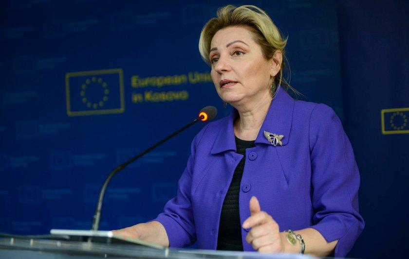 Апостолова: Важно е што побрзо да се формира влада во Косово и да продолжи дијалогот со Србија