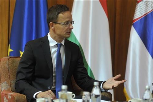 Сијарто: Унгарија ги вложува сите напори со цел доближувањето на земјите од Западен Балкан до ЕУ