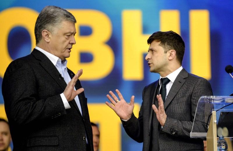 Порошенко го посоветува Зеленски: Не му верувај на Путин