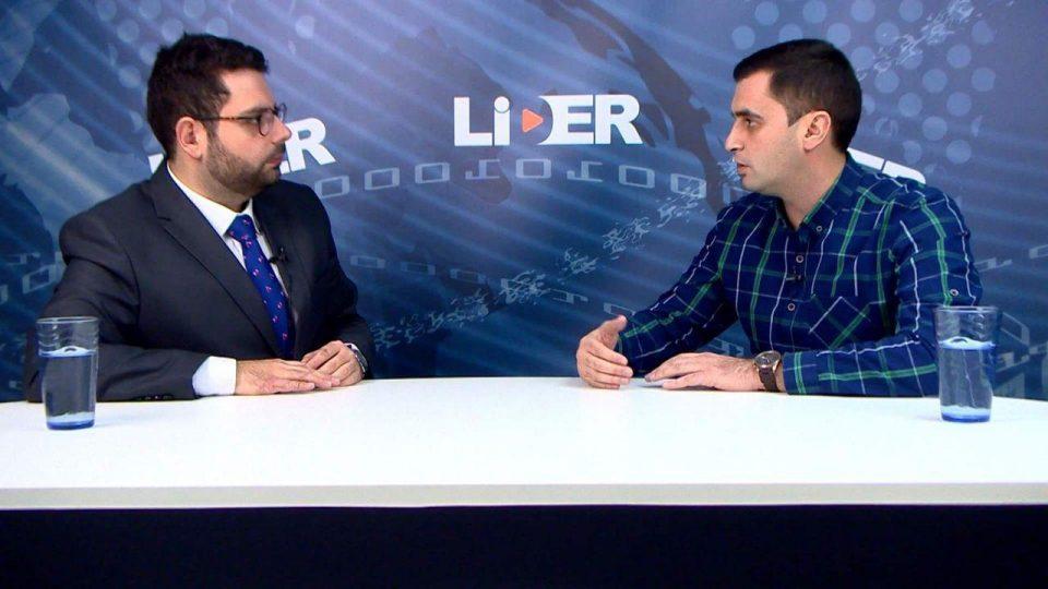 (ВИДЕО) Интервју со претседателот на УМС на ВМРО-ДПМНЕ: Од младите се вработуваат само синовите и ќерките на функционери на СДСМ