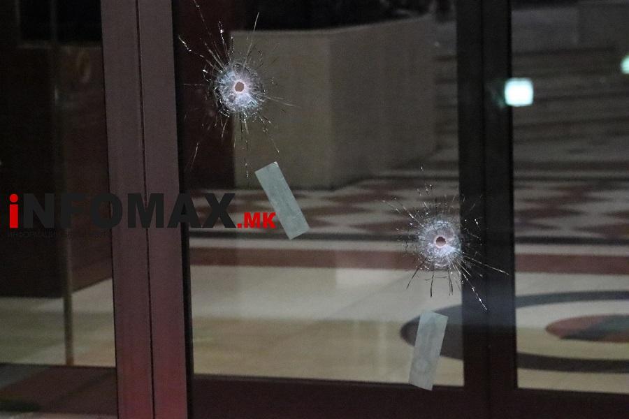 Детали за престрелката во хотелот Палас: Со автомати и пиштоли решавани лихварски долгови