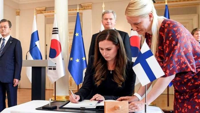 Најмладата премиерка во светот избрана во Финска