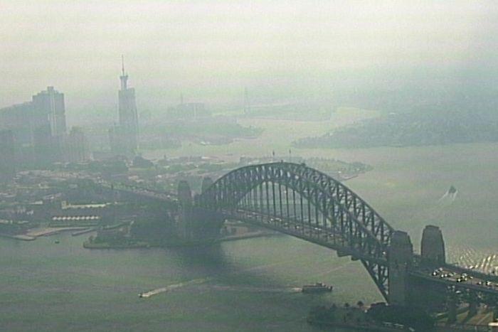 Сиднеј одново прекриен со чад поради шумски пожари