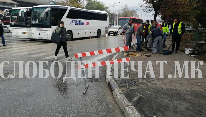 Тешка сообраќајна несреќа: Има и потешко повредени