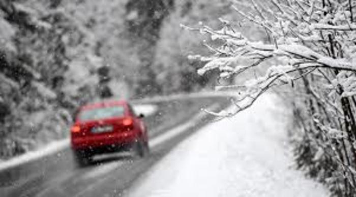 Од утре снег: Поинтензивни врнежи во западните делови од земјата
