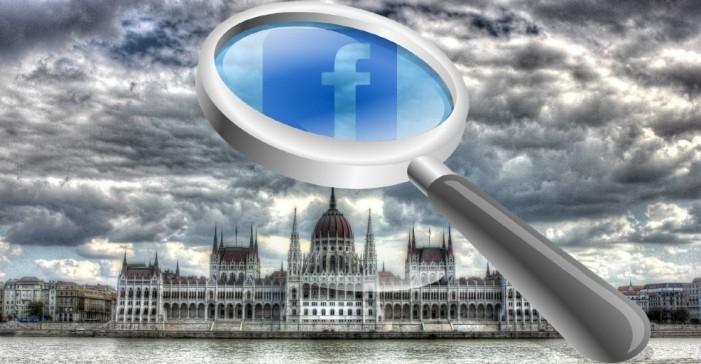 """Унгарија го казни """"Фејсбук"""" со четири милиони долари"""