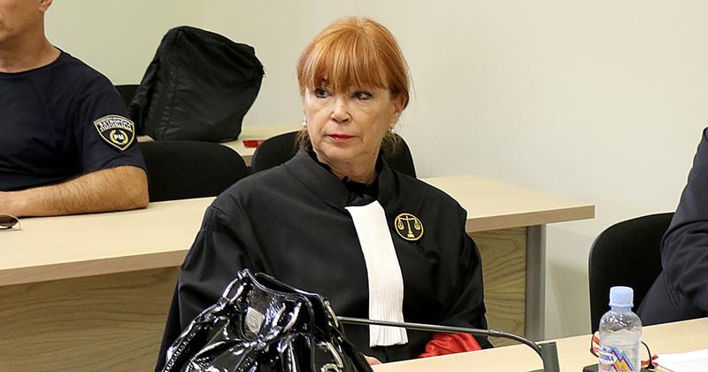 Граѓанскиот суд ја отфрли тужбата на обвинителката Русковска против ВМРО-ДПМНЕ