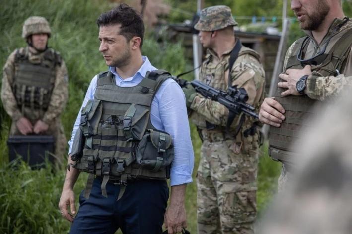 Зеленски: Донбас нема да стане втора Сребреница