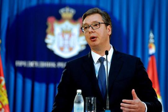 Вучиќ: Западните сојузници ќе ги усогласат своите ставови околу Косово