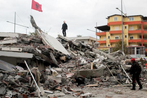 За настраданите во земјотресот во Албанија собрани над 9,3 милиони денари