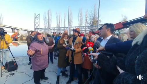 """(ВИДЕО) Револтирана жена од Ѓорче Петров """"партали"""" ги направи Заев и Наумовски"""