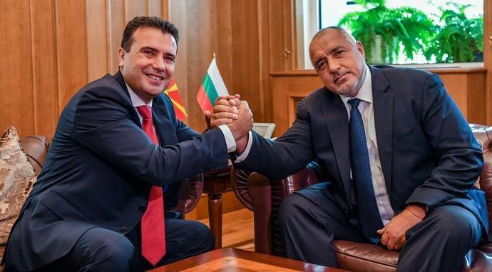 Заев: Македонците не си легнаа како Бугари за сабајлето да се разбудат како Македонци
