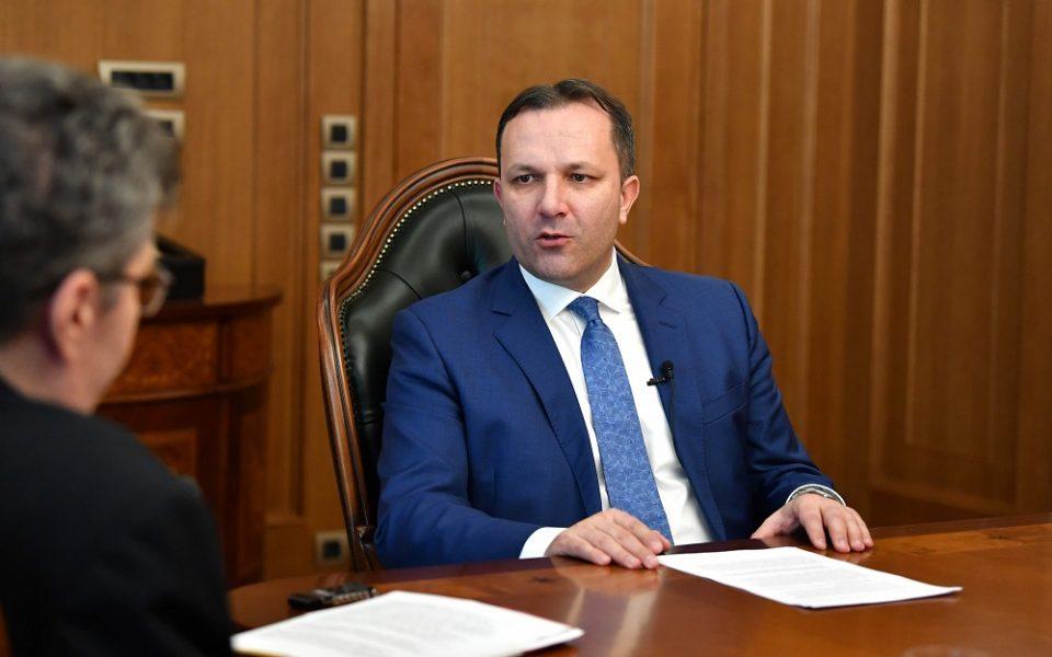Спасовски: Техничката владата и институциите функционираат нормално