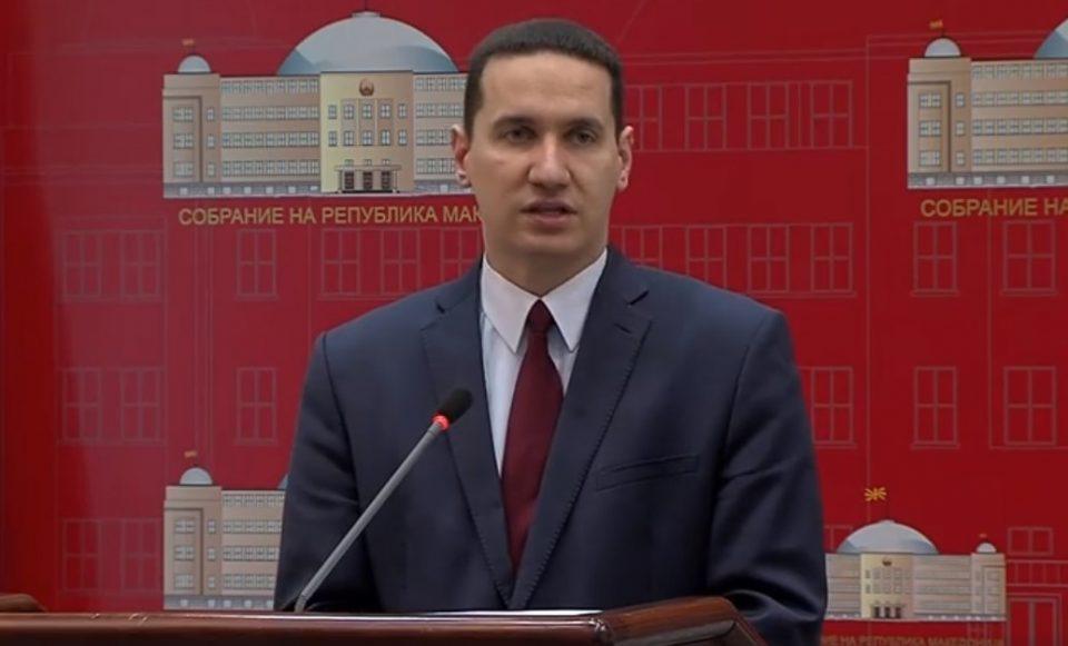Ѓорчев: Во Македонија се случува политички реваншизам и економски колапс