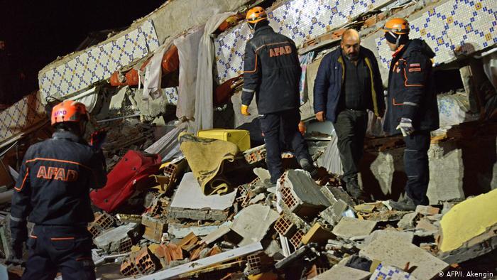 Нов земјотрес во Турција