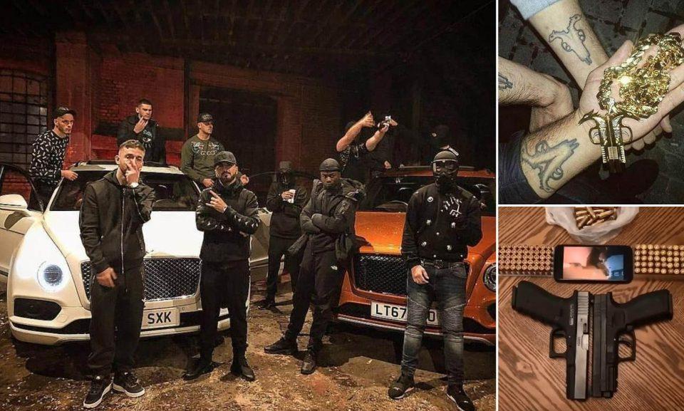 """Албанската мафија """"рамо до рамо"""" со Коза Ностра најактивни криминални групи во Италија"""
