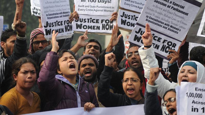 Во 2018 година на секои 15 минути жените во Индија пријавувале силување
