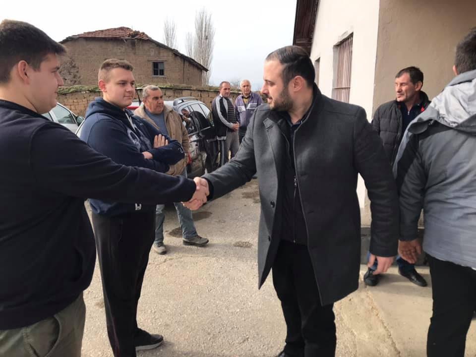 Ѓорѓиевски: Време е државата да тргне напред, на граѓаните им е преку глава од криминал, рекет и корупција