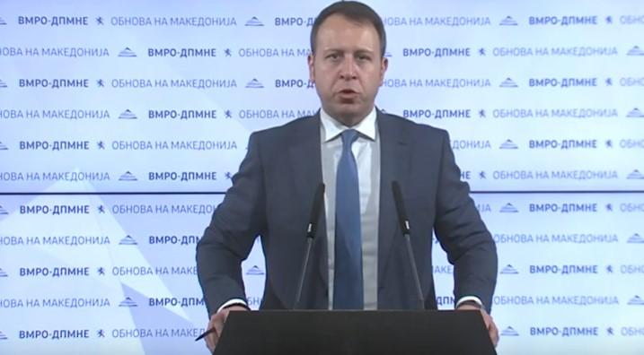 (ВИДЕО) Јанушев: Се давале лиценци на фирми блиски до власта за неконтролирано производство на марихуана