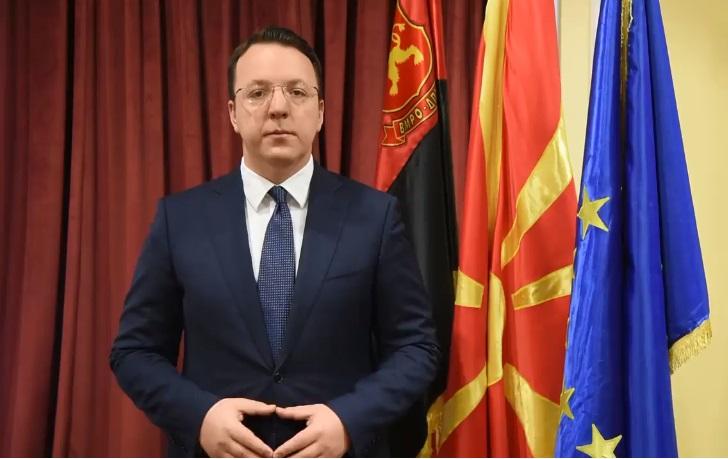 (ВО ЖИВО) Прес-конференција на Александар Николоски за новото условување со датумот со македонскиот јазик и малцинство