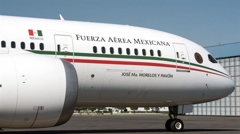 Мексико не успеа да го продаде претседателскиот авион во САД , па го враќа назад (ВИДЕО)