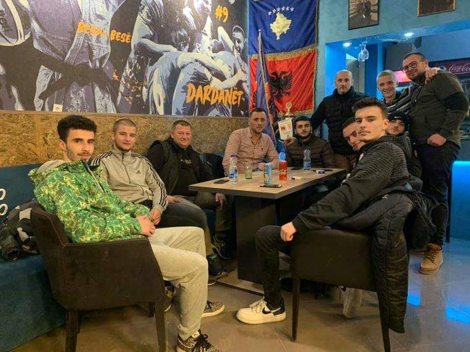 """""""Балистите"""" се одлучија да го поддржат Косово против Македонија"""