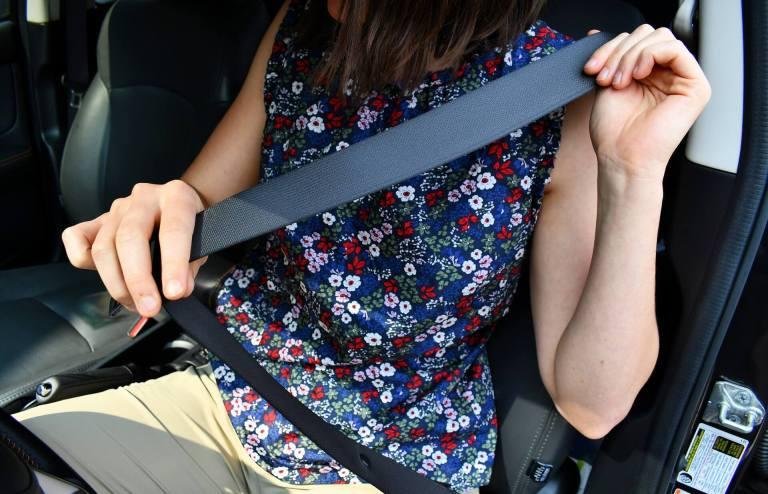 РСБСП апелира возачите да употребуваат сигурносни појаси