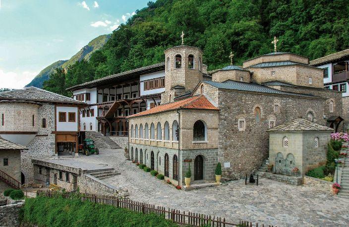 Бигорски манастир слави 1000 години од основањето