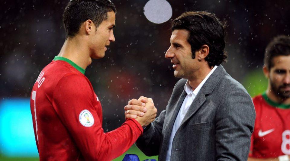 Роналдо и Фиго предизвикаа  бес и потсмев – објавија иста порака за сочувство по смртта на Коби Брајант