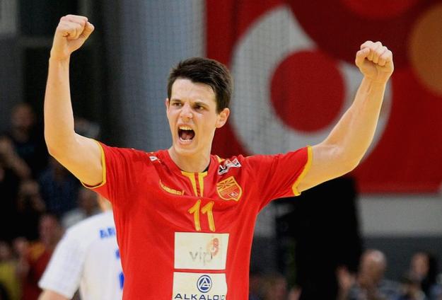 (ВИДЕО) Талевски ја има најдобрата асистенција на Европското првенство