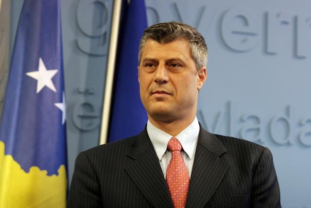 Тачи: Взаемно признавање на Косово и Србија само САД можат да донесат
