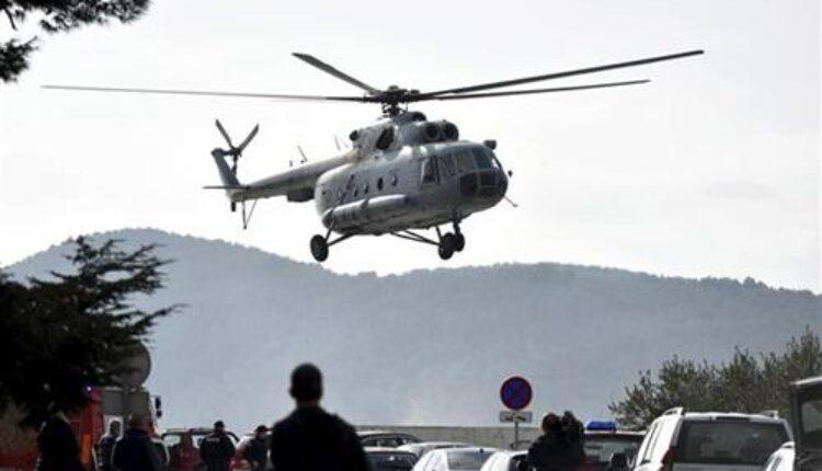 Продолжува потрагата по вториот пилот од воениот хеликоптер што се урна во Хрватска