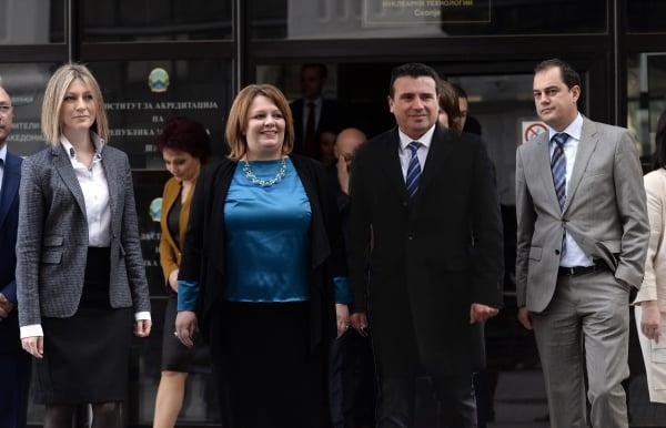 Заев вели дека последната негова средба со Јанева била во Советот за реформи во судството