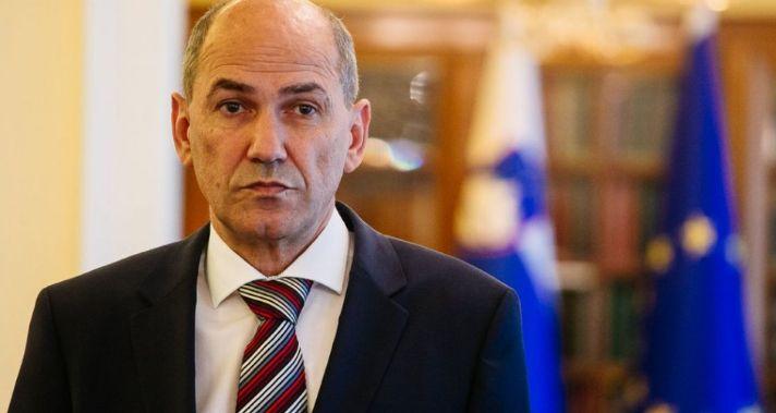"""Јанша: Словенечката Влада е """"клинички мртва"""""""