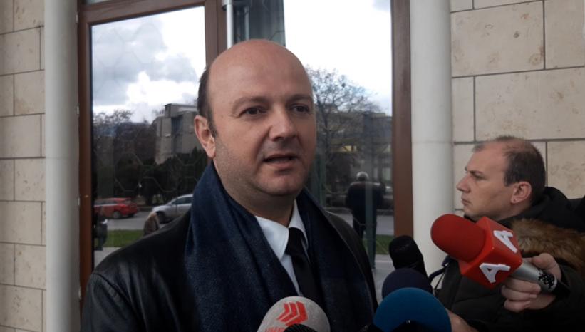 Страшевски: Немаше уредна достава од судот до обвинетиот Тони Трајковски