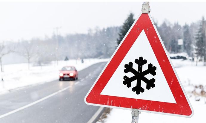 Утрово најстудено во Берово и Скопје, десет сантиметри снег во Маврово