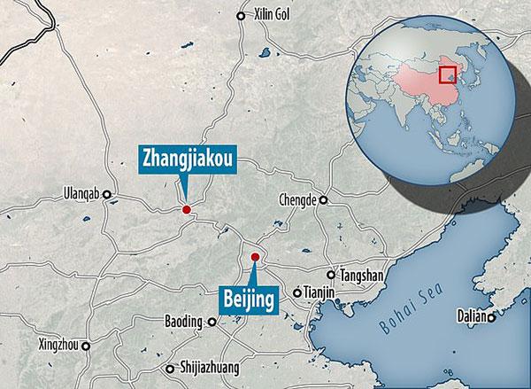 """Кина: Тргна првиот """"паметен"""" супер брз воз"""