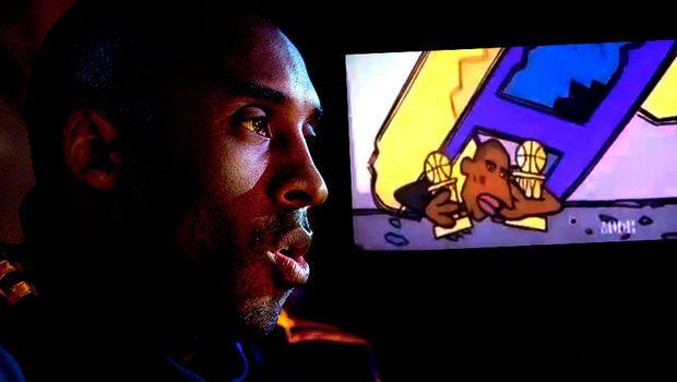 (ВИДЕО) Цртан филм ја најави смртта на Коби Брајант