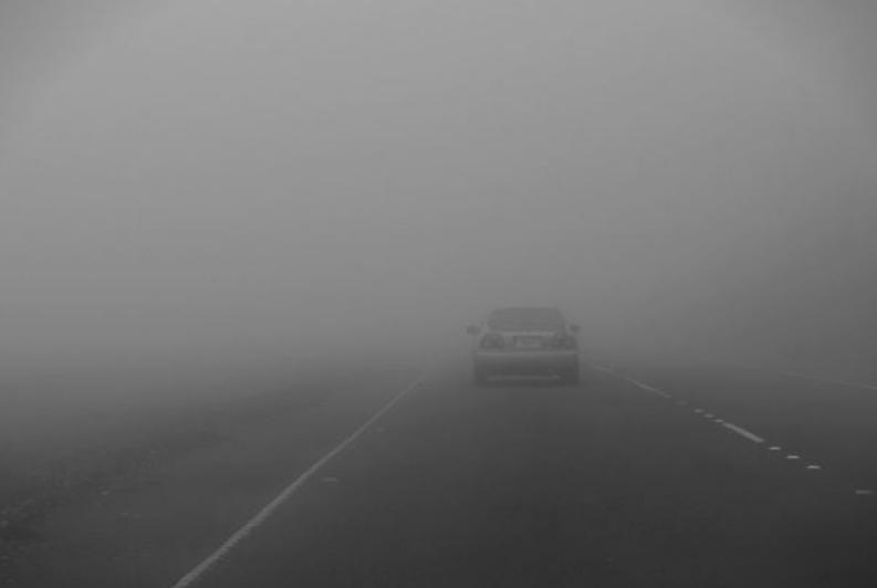 Внимателно: Магла на патниот правец Катланово – Велес