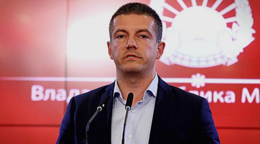 Дамјан Манчевски поднесе оставка од пратеничката функција