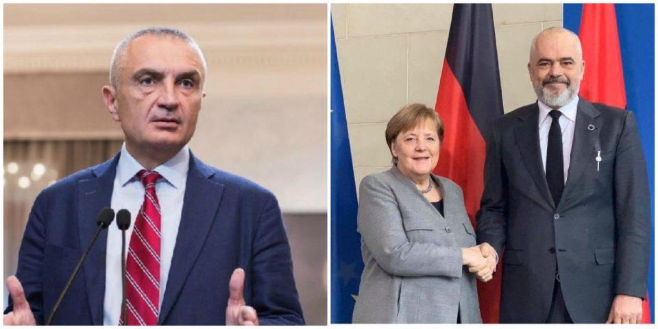Мета го поздрави ангажрањето на Меркел за отворање на преговорте со ЕУ