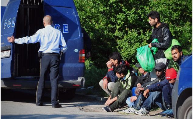 Триесетдневна кризна состојба на јужната и северната граница поради зголемен број на мигранти