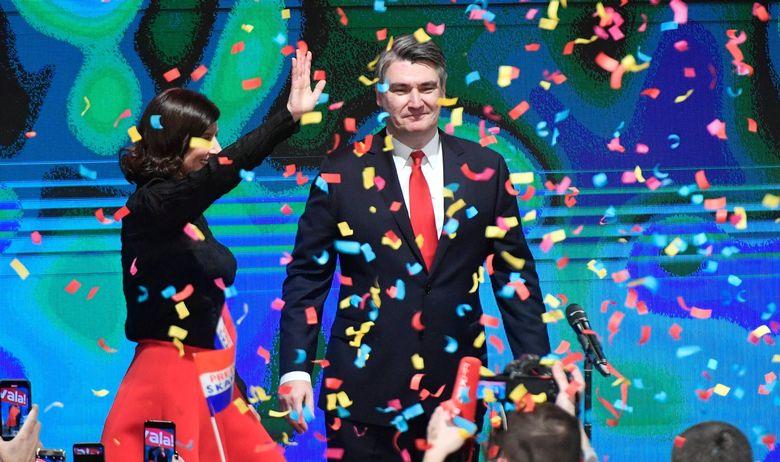 Милановиќ освои 104.900 гласови повеќе од Китаровиќ