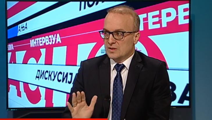 Милошоски: Не се отвора истрага за Дончев бидејќи може да стигнат до Заев и Тодоров