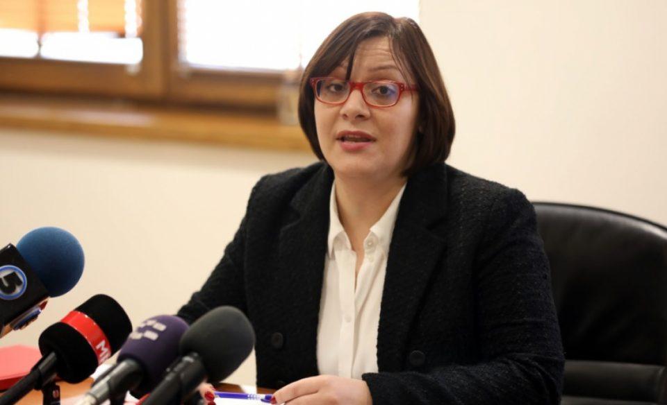 Кочоска до Ангеловска: До мене се доставуваат нецелосни податоци, а добар дел не се ни доставуваат